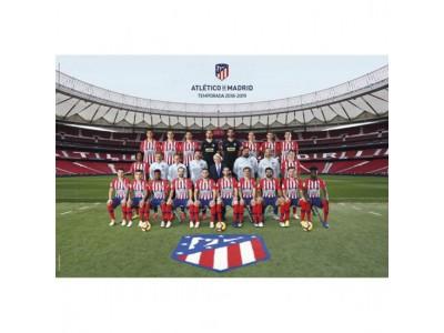 Atletico Madrid plakat - Poster Squad 66