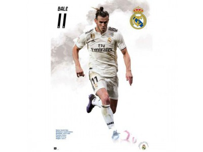 Real Madrid plakat - RM Poster Bale 58