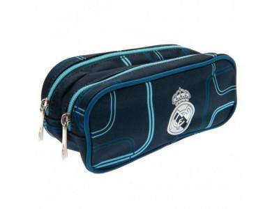 Real Madrid penalhus - Double Zip Pencil Case