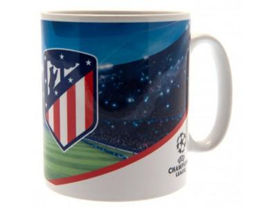 Atletico Madrid krus - Atleti Champions League Mug