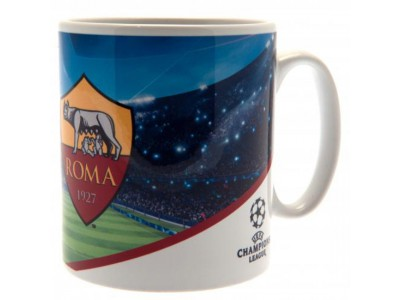 AS Roma krus - Champions League Mug