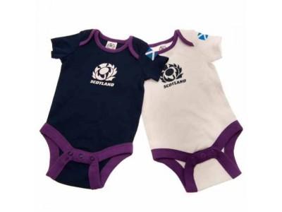 Skotland bodysuit - RU 2 Pack Bodysuit 6/9 Months