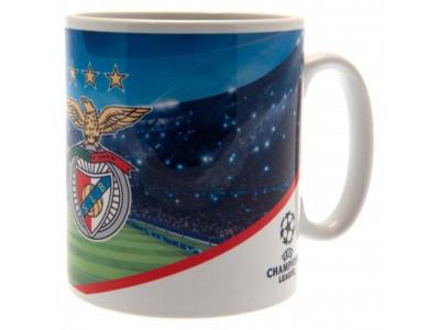 SL Benfica krus - Champions League Mug