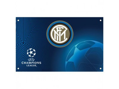 FC Inter Milan flag - Champions League Flag