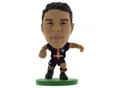 Paris Saint Germain figur - SoccerStarz Thiago Silva - PSG