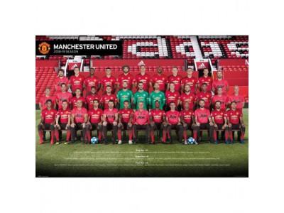 Manchester United plakat - Poster Squad 67