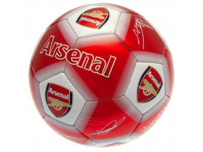 Arsenal fodbold - AFC Football Signature - str. 5