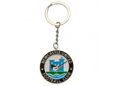 Newcastle United nøglering - NUFC Keyring Retro