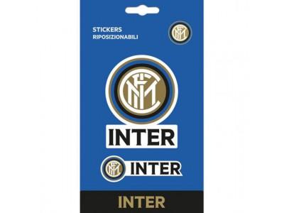 Inter Milano klistermærke - Crest Sticker