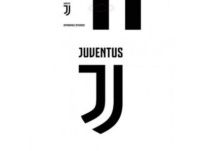 Juventus klistermærker - FC Crest Sticker