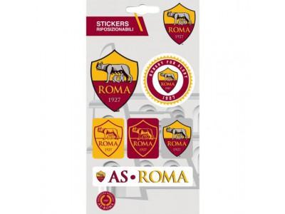 AS Roma klistermærker - Sticker Set