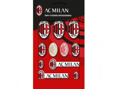 AC Milan - Bubble Sticker Set