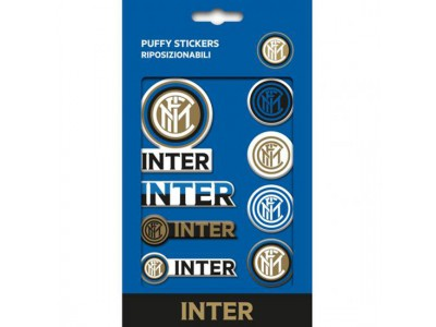 Inter Milano - Bubble Sticker Set