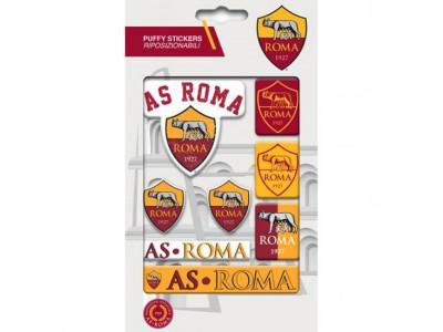 AS Roma - Bubble Sticker Set