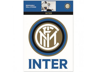 Inter Milano væg klistermærke - Wall Sticker A4