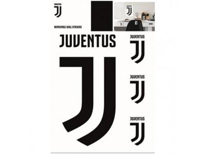Juventus klistermærke - Juve Wall Sticker A4