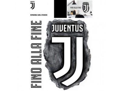 Juventus væg kunst logo - Juve Wall Art Crest