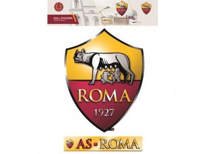 AS Roma væg kunst - Rom Wall Art