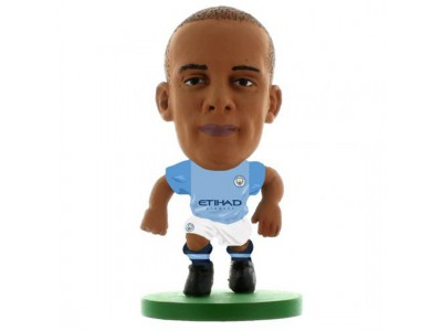 Manchester City figur - SoccerStarz Kompany