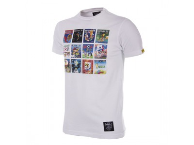 Panini Heritage FIFA World Cup Collage T-shirt White