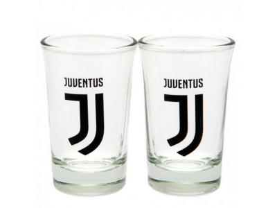 Juventus shot glas - 2 Pack Shot Glass Set