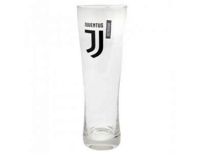 Juventus højt ølglas - Tall Beer Glass