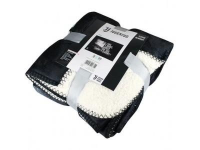 Juventus tæppe - Juve Sherpa Fleece Blanket