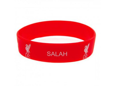 Liverpool armbånd - LFC Silicone Wristband Salah