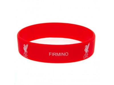 Liverpool armbånd - LFC Silicone Wristband Firmino