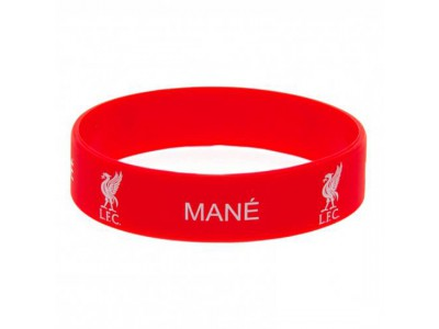 Liverpool armbånd - LFC Silicone Wristband - Mane