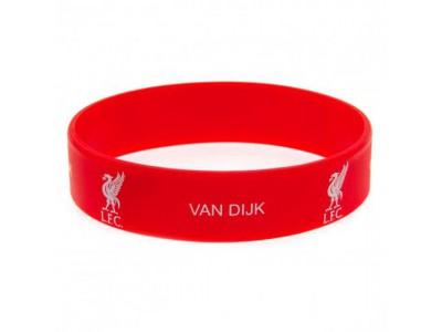 Liverpool armbånd - LFC Silicone Wristband Van Dijk