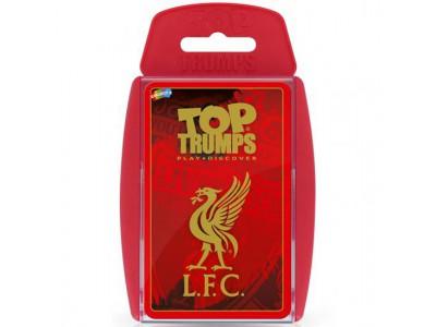 Liverpool kort - LFC Top Trumps