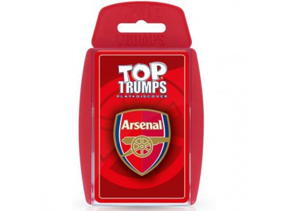 Arsenal kort - AFC Top Trumps