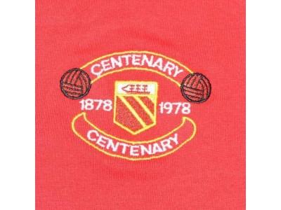 Manchester United 1978-1979 Retro Fodboldtrøje