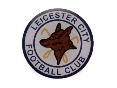 Leicester City badge - Badge Retro