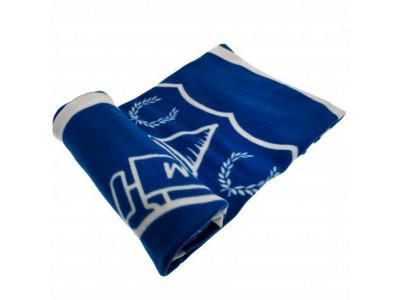 Everton tæppe - EFC Fleece Blanket PL