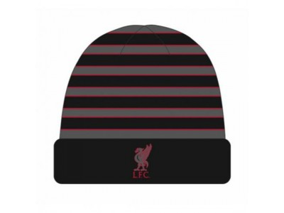 Liverpool strikhue - LFC Knitted Hat ST
