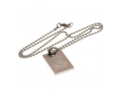 West Ham United hundeskilt - Dog Tag & Chain CT
