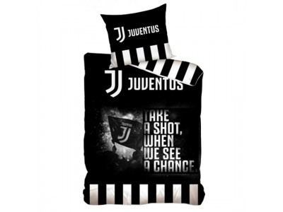 Juventus sengetøj - Juve Single Duvet Set TS