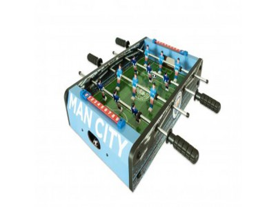 Manchester City fodboldbord - 20 inch Football Table Game