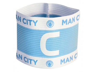 Manchester City anførerbind - MCFC Captains Arm Band