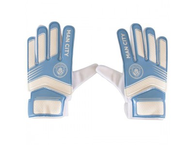 Manchester City handsker - Goalkeeper Gloves Youths - børn