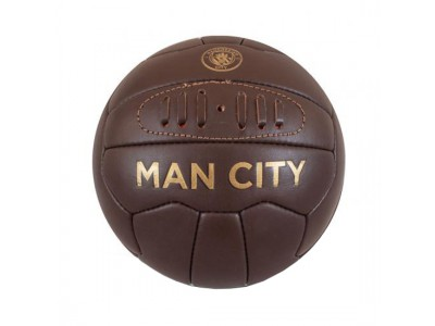 Manchester City minibold - MCFC Retro Heritage Mini Ball