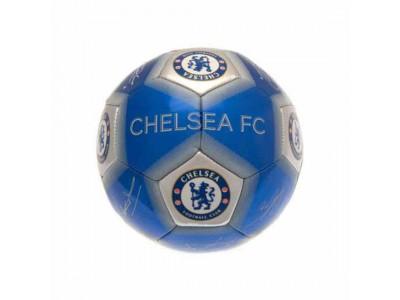 Chelsea øve bold - CFC Skill Ball Signature - str. 1