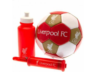 Liverpool gavesæt - LFC Football Gift Set
