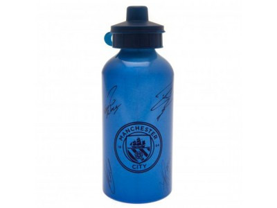 Manchester City drikkeflaske - MCFC Aluminium Drinks Bottle SG