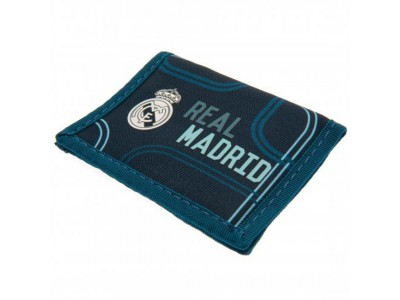 Real Madrid pung - Nylon Wallet BL