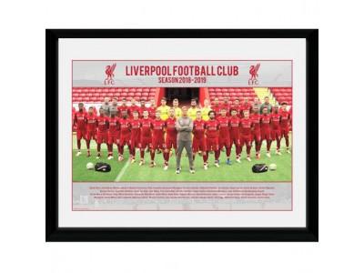 Liverpool billede - LFC Picture Squad 16 x 12