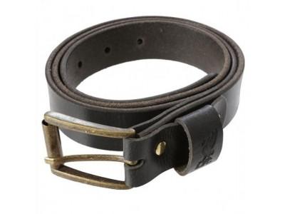 Liverpool bælte - LFC Leather Belt Black - X-Large