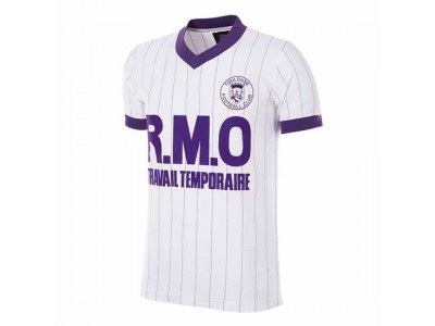 Toulouse FC 1983 - 84 Ude Retro Trøje